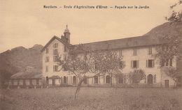 Moutiers (Savoie) - Ecole D'agriculture D'hiver / Façade Sur Le Jardin - Moutiers