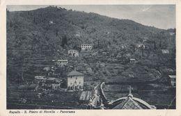 Rapallo - S Pietro Di Novella - Panorama - Genova (Genoa)