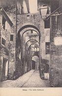 Siena  -  Via Della Galluzza - Siena