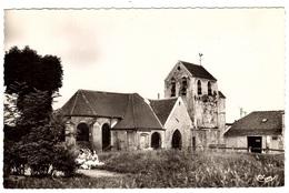 MARGENCY (95) - Le Centre De Post-Cure - L' Eglise - Ed. CIM - Other Municipalities