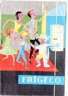 Dépliant  FRIGECO (M0321) - Publicidad