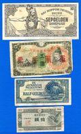 Japon  7  Billets - Japon