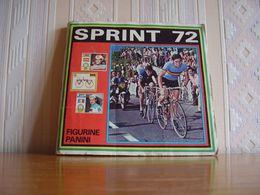 Album Chromos Images Vignettes Panini *** Sprint 72 *** - Sammelbilderalben & Katalogue
