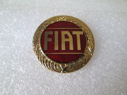 PIN'S   LOGO  FIAT  Email Grand Feu   31mm - Fiat