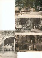Edeghem / Edegem : Grot Van OLV. Van Lourdes --- 4 Kaarten - Edegem
