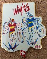 VELO - CYCLISME - BIKE - CYCLISTE - WM'95 - SUISSE - SCHWEIZ - SVIZZERA - N°965/1995 - CHAMPIONNAT DU MONDE- EGF -  (26) - Cyclisme