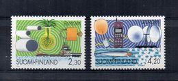 Finlandia - 1994 - Europa CEPT - L' Europa E Le Scoperte - 2 Valori - Nuovi ** - (FDC22898) - 1994