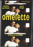 """D2223 CARTE AFFICHE - FILM """"OMELETTE"""", DE REMI LANGE - AVEC ANTOINE PARLEBAS ET REMI LANGE - Affiches Sur Carte"""
