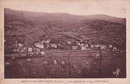 SAINT-LAURENT-D' OLT (Aveyron) - Vue Générale Du Village D' ESTABLE - Otros Municipios