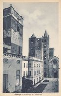 Albenga - Municipio E Cattedrale - Savona