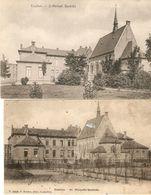 Esschen / Essen : St. Michaël Gesticht --- 2 Kaarten - Essen