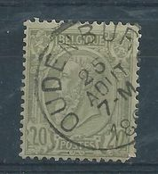 OCB 47  - Afstempeling OUDENBURG - COBA 8 - 1869-1888 Leone Coricato