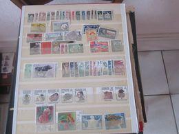 Thèmes  Divers Poissons Faune , Blocs N** - Stamps