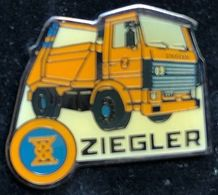 VEHICULE DE CHANTIER ZIEGLER - CAMION - TRUCK - LKW - TRAVAUX - LAVORI - WORKS - FUNKTIONIERT - TRABAJOS -  (26) - Transportes