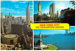 New York City - The Convention Center - Multivues - Multi-vues, Vues Panoramiques