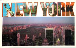 New York City - Multivues - Multi-vues, Vues Panoramiques