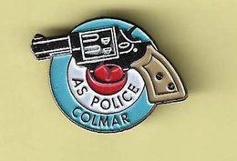 AS  POLICE COLMAR - Pin's