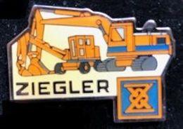 VEHICULE DE CHANTIER ZIEGLER - PELLETEUSES - BAGGERLADER - TRAVAUX - LAVORI - WORKS - FUNKTIONIERT - TRABAJOS -  (26) - Transportes