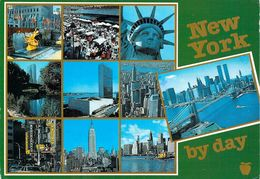 New York City - Vues De Jour - Multivues - Multi-vues, Vues Panoramiques
