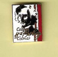 COTTÈGE  H BERLIOZ COLMAR - Pin's