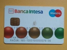 T16 - BANCA INTESA SERBIA - Yougoslavie