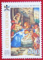 Natale Weihnachten Xmas Noel Kerst 1998 Mi 1262 Yv 1120 POSTFRIS / MNH / ** VATICANO VATICAN VATICAAN - Vatican