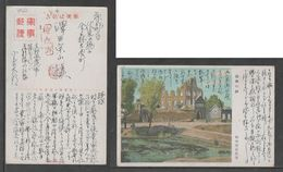 JAPAN WWII Military Bombing Picture Postcard CHINA WW2 MANCHURIA CHINE MANDCHOUKOUO JAPON GIAPPONE - 1943-45 Shanghai & Nanjing