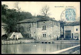 Cpa Du 55  Koeur La Petite La Fontaine  AVR20-73 - Frankreich