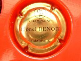 CAPSULE DE CHAMPAGNE  - LIONEL BENOIT N° 4 - Autres