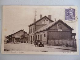 Corbie  La Gare - Corbie