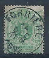 OCB 45 - Afstempeling FORRIERE - COBA 8 - 1869-1888 Leone Coricato