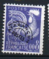 8c  Type Coq Gaulois - N°119 Obl - Precancels