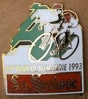 VELO - CYCLISME - BIKE - CYCLISTE - 47ème TOUR DE ROMANDIE 1993 - EX JOURNAL LA SUISSE - NEWSPAPER - ZEITUNG - EGF- (26) - Cyclisme