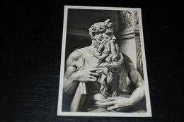 17200-                 ROMA:  MOSÈ DI MICHELANGELO - Musées