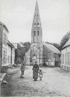 THIEMBRONNE : L'Eglise- Rue Animée - Autres Communes