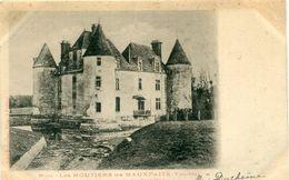 85 - Moutiers Les Mauxfaits :Le  Château De La Cantaudière - Moutiers Les Mauxfaits