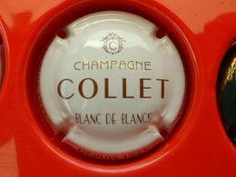 CAPSULE DE CHAMPAGNE  - COLLET - BLANC DE BLANC - Autres