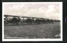 AK Koolhoven Machines FK 51, Startbereite Kampfflugzeuge - 1939-1945: 2. Weltkrieg