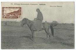 Mauritanie Cavalier Maure - Mauritania