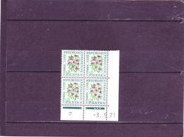 TIMBRE TAXE N° 98 - 0,20 PERVENCHE - C De C+D - Tirage Du 29.4.71 Au 4.5.71 - 03.05.1971 - (ex N° 2) - Postage Due