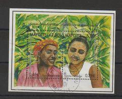 Mayotte 2000 BF 3 Oblitéré - Oblitérés
