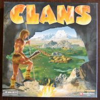 JEU DE SOCIETE - CLANS - Edition Winning Moves 2002 - Autres