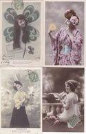 L-053..........50 CPA FEMMES - Cartes Postales