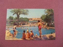 """CP-   ISRAEL  -  TEL AVIV   - """" Hôtel RAMAT GAN  - 1962     """"     Net   0.80 - Israel"""