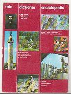 Romanian Small Calendar -1974 - Editura Enciclopedica - Encyclopedic Publishing House - Calendars