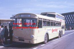 Reproduction D'une Photographie D'un Bus Bussing Ligne 20 Ronsdorf à Wuppertal En Allemagne En 1971 - Reproducciones