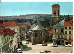 77  LA FERTE Sous JOUARRE    L'Eglise   Cpm Voyagée En 1974  Edit CIM - La Ferte Sous Jouarre