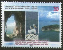 MACEDONIA NORTH 2020 TOURISM IN MACEDONIA PRESPA MNH - Macedonië
