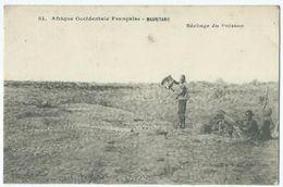 Mauritanie Sechage Du Poisson - Mauritania