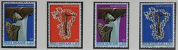 Rassendiskriminierung Intl. Year Against Racial Discrimination 1971 Mi 577-580 Yv 518-521 POSTFRIS MNH VATICAN VATICAAN - Vatican